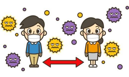 日常生活での感染予防・対策(新型コロナウイルス関連)