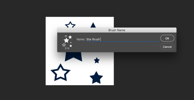 custom brush