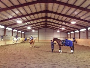 Photo of Riding Barn at Amethyst Farm