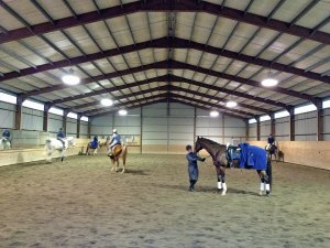Photo of Riding Barn at Amethyst Farm