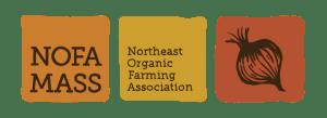 Logo for NOFA (Northeast Organic Farming Association)