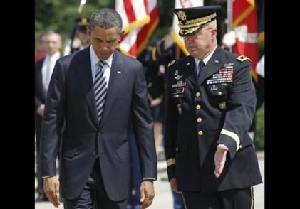 Barack Obama, Karl Horst