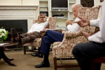 Obama Discusses Status Of Deficit Reduction Talks