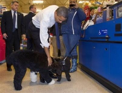 Barack Obama, Bo