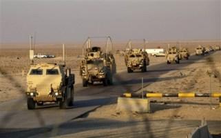 Mideast Kuwait Iraq US Troops