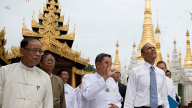 Shwedagon Pagoda 18
