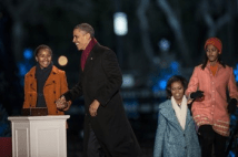 lighting of the National Christmas Tree7