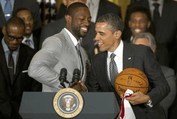 NBA Champion Miami Heat