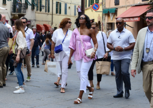 Michelle Exploring Italy 18