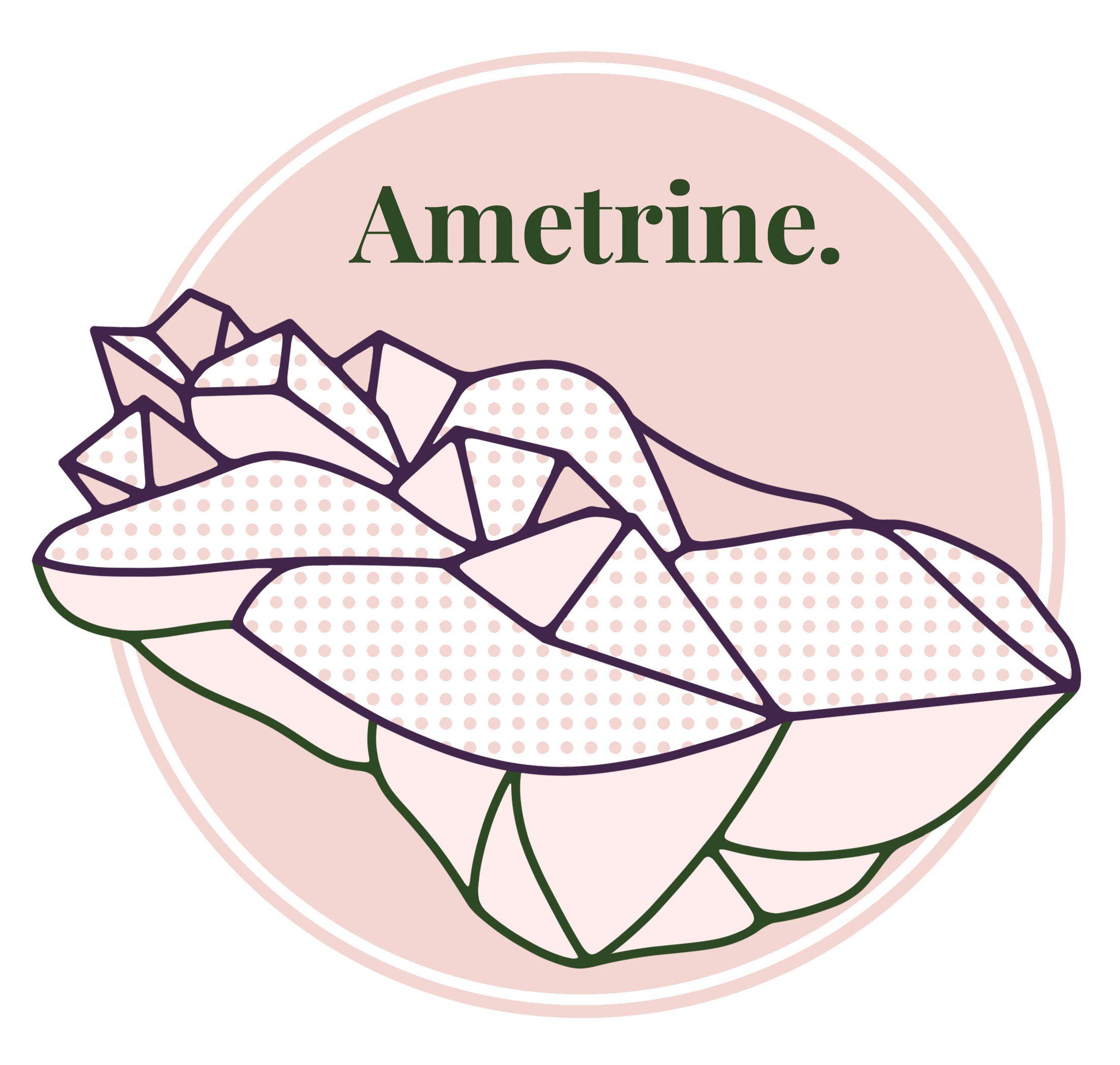 Ametrine Aesthetics