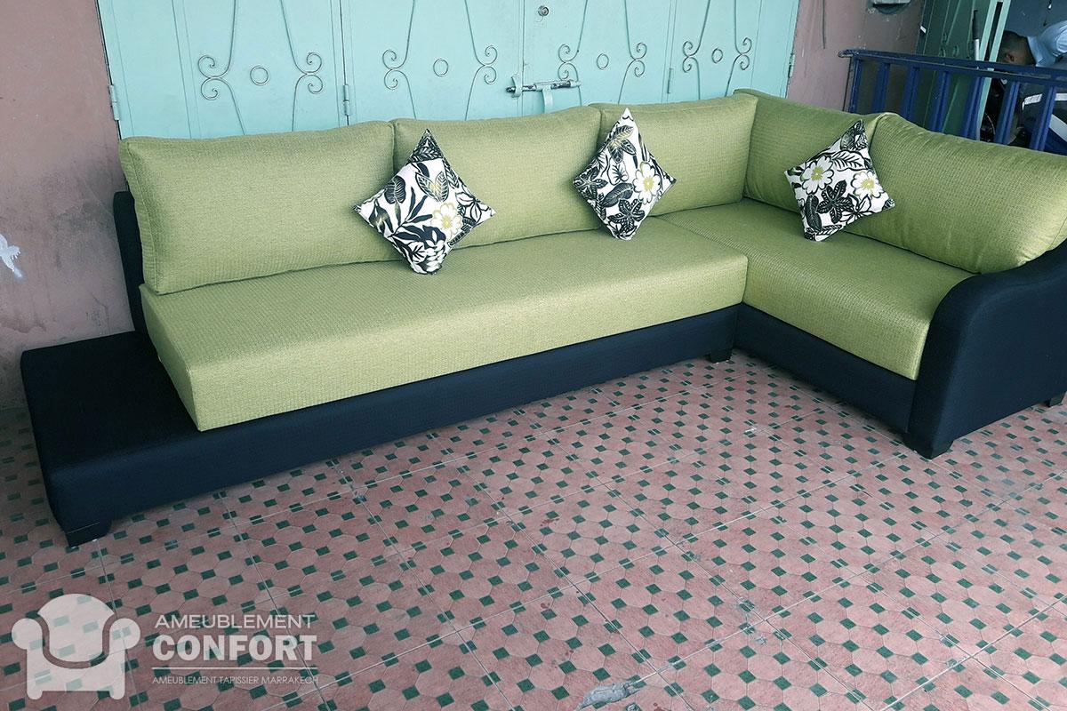 Salon Marocain Moderne Uni