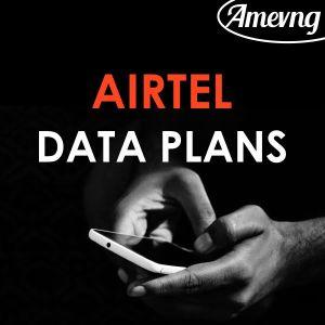 Amevng Airtel data plan 2