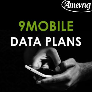 Amevng 9mobile data plan 2