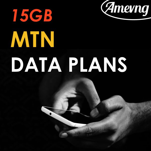 15GB MTN data plan