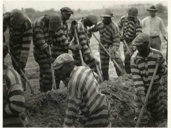 Штат Луизиана тюремная столица мира. Ч.2 Заполнить свободные нары