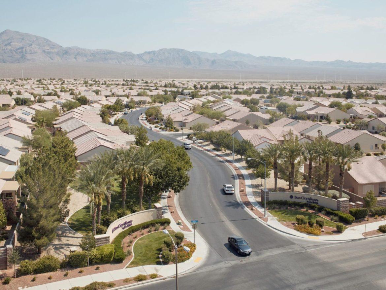 Последствия жилищного кризиса США на примере Las Vegas.