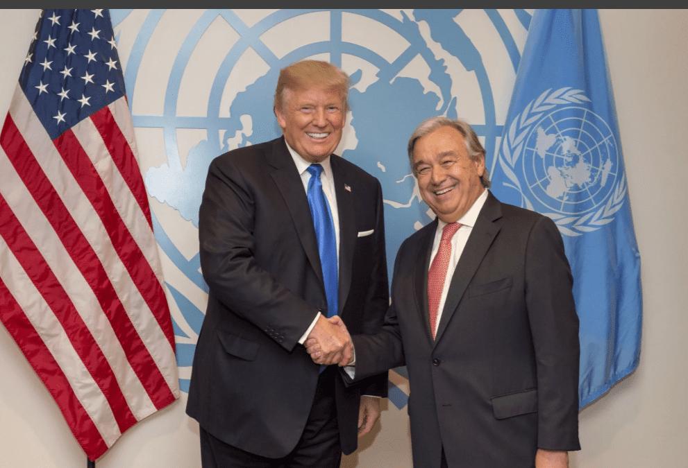 Скандальный доклад ООН о нищете в США. 38-я сессия Совета по правам человека. Женева, 22 июня 2018 года