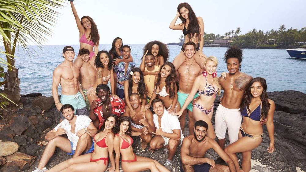 cast of Season 7 of MTV's Are You The One?