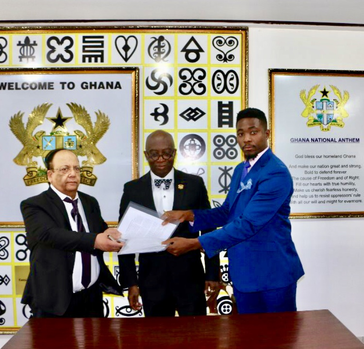 Hero Motor Company,World's Largest Two Wheel Manufacturer Announce Joint Venture With Trans-Sahara Industries To Set Up Plant In Ghana