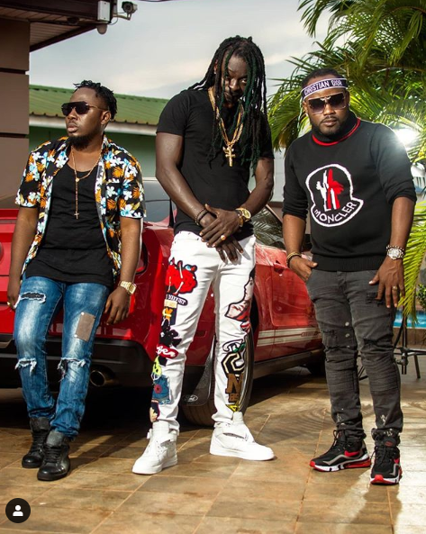 We deserve a nomination in the Best Group Category- Praye on VGMA Noms