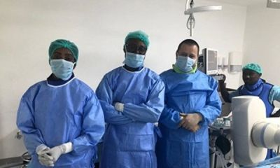 Ghana Performs First Brain Surgery Without Cutting Skull