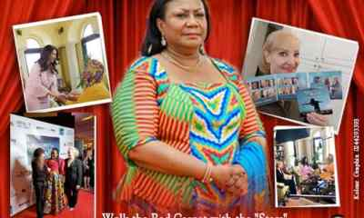 """Robin Jay's """"Becoming the Keys"""" premieres in Ghana, April 12 with First Lady as special guest"""