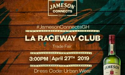 Jameson Connects Ghana: The biggest Whiskey Experience in Accra