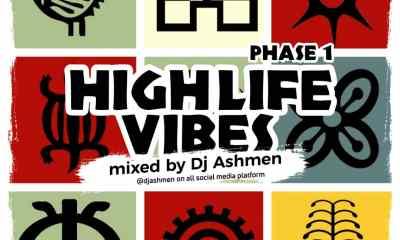 DJ Ashman presents 'Highlife Vibes - Phase 1'