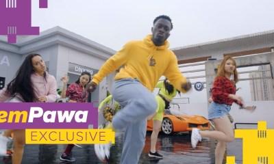 Watch: GuiltyBeatz, Mr Eazi & Kwesi Arthur – Pilolo (Official Video)