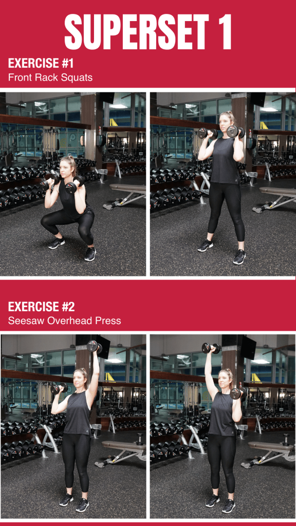 American Family Fitness Vcc : american, family, fitness, Dumbbell, Workout, American, Family, Fitness