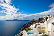 Dreams Luxury Suites Santorini Greece