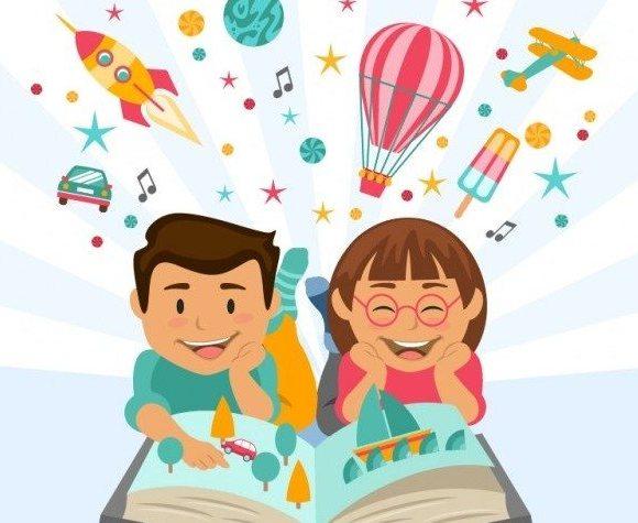 Εκπαιδευτικά παραμύθια και βιβλία για παιδιά (β' μέρος) !!!