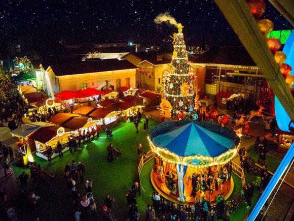 Χριστουγεννιάτικες εκδηλώσεις για μικρούς και μεγάλους!!