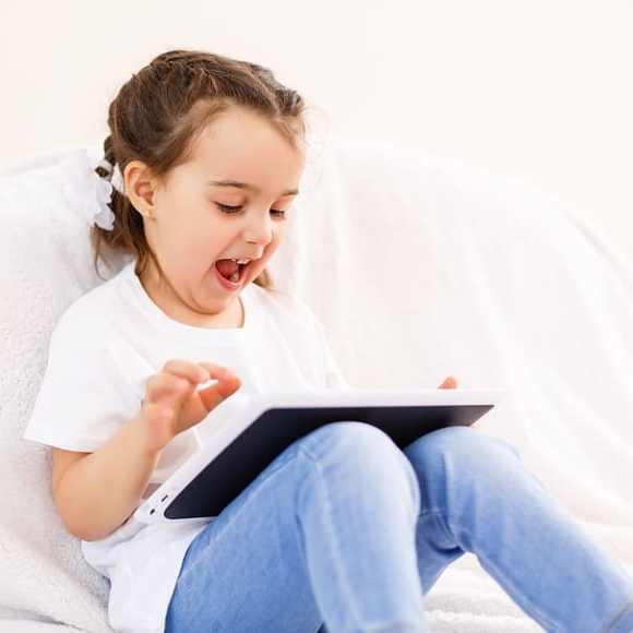 Η τεχνολογία στην ζωή των παιδιών!