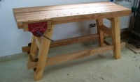 Moroubo Woodworking Bench - Aidan McEvoy Fine Furniture