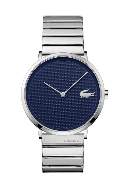 lacoste heren horloge moon ultra slim lc2010953