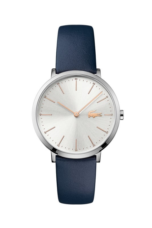 lacoste horloge dames moon ultra slim lc2000986