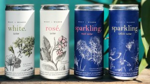 how good is canned wine Amfora London