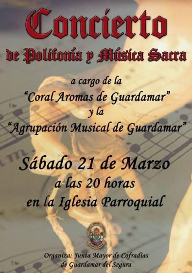 Concierto Semana Santa 2015