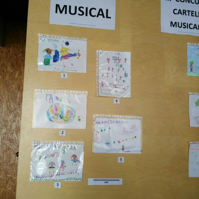 III CONCURSO CARTELES MUSICALES