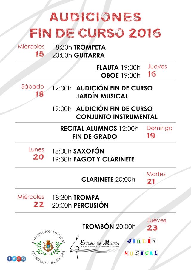 2016-06 AUDICIONES FIN DE CURSO