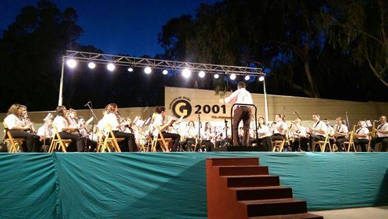 Daniel Ferrero dirigiendo Sisco.