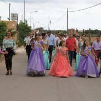 DESFILE MULTICOLOR CAMPO DE GUARDAMAR - 2017