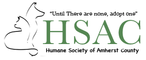 Humane Society of Amherst County