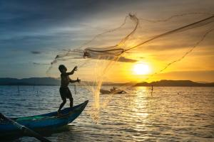 Casting Your Net