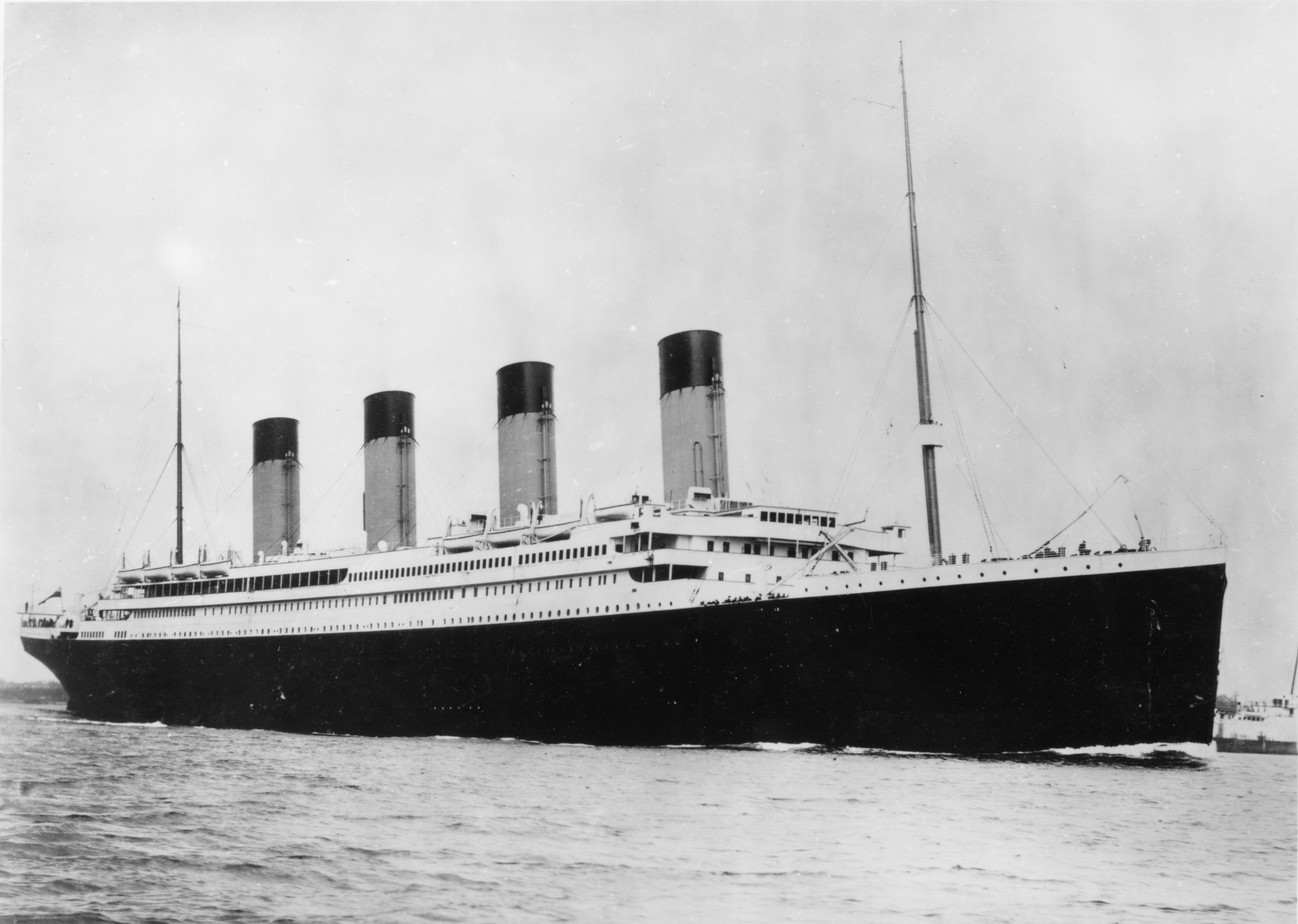 Titanic  National Museum of American History