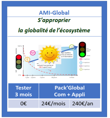 AMI SPACE ABONNEMENT GLOBAL