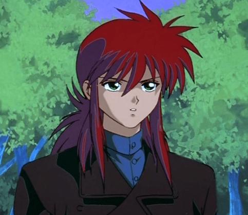 Shuichi Minamino From YuYu Hakusho