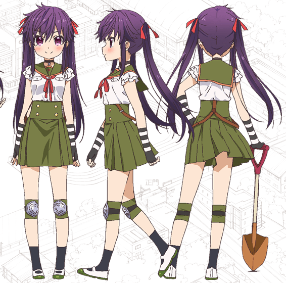kurumi ebisuzawa from school