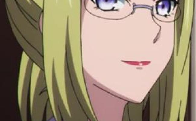 Beatrice Basler From Strike The Blood